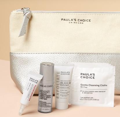 paula's choice gift with purchase