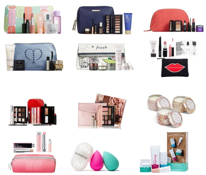 Nordstrom Anniversary Sale 2019 Beauty Exclusives and Gifts with Purchase