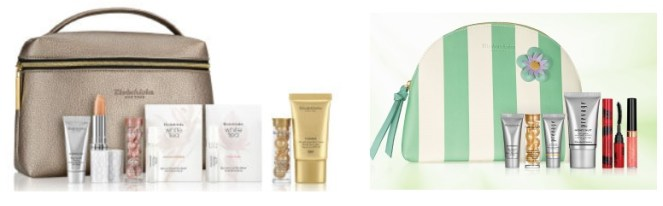 Elizabeth Arden gifts with purchase at Stage Stores and direct from Elizabeth Arden