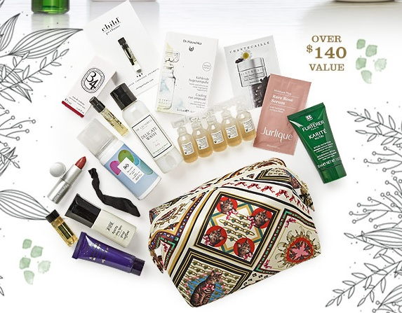 beautyhabit fall 2019 gift with purchase