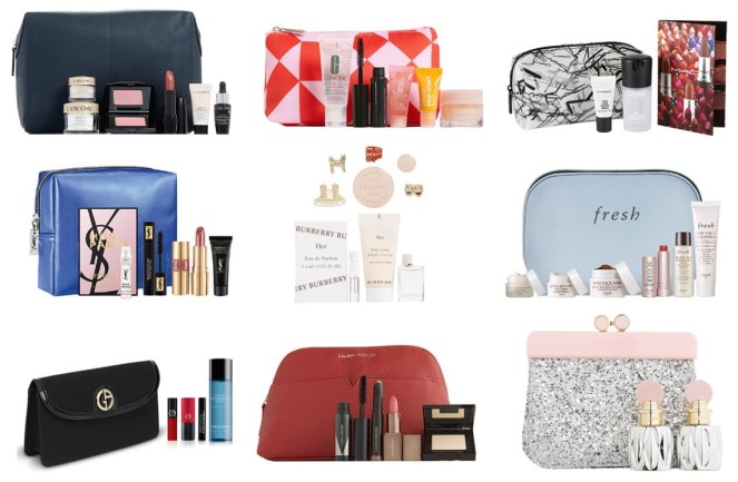 Nordstrom Bonus Points Events Gifts with Purchase