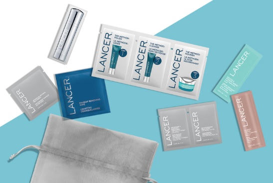 lancer skincare gift with purchase