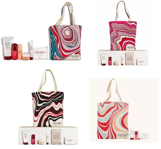 shiseido gifts with purchase october 2019