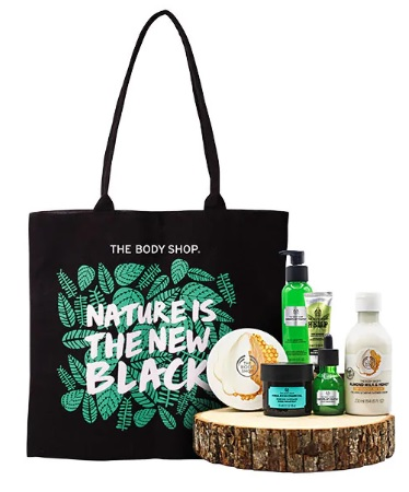 The Body Shop VIP Black Friday Tote 2019