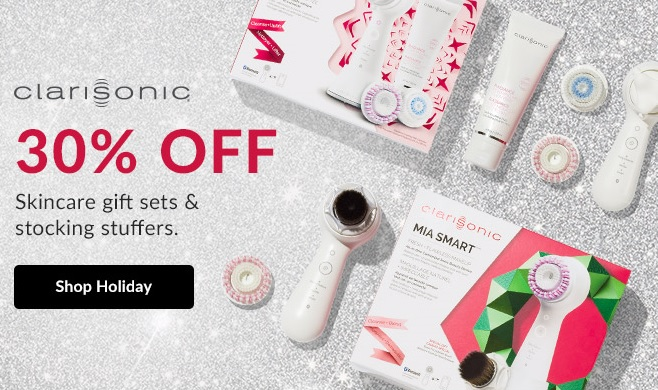 clarisonic pre-holiday sale