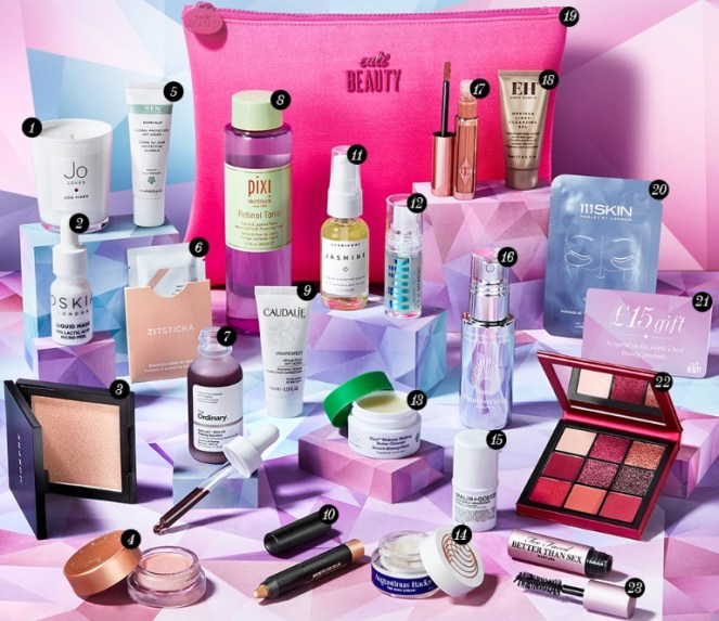 Cult Beauty 2019 Best of Beauty Goody Bag