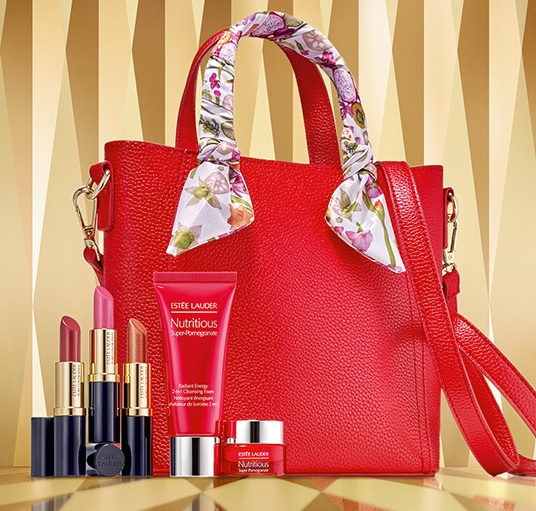 Estee Lauder Singles' Day gift with purchase2019