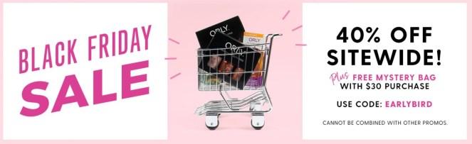 orly beauty black friday sale