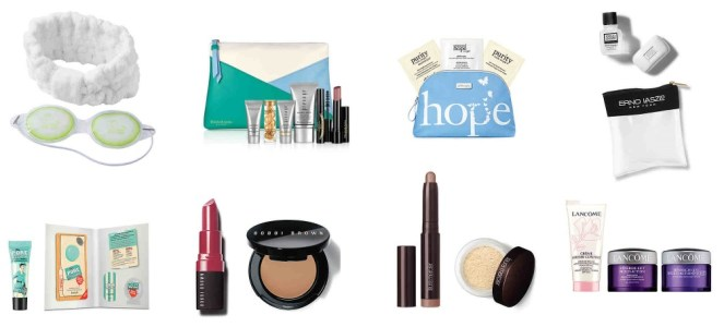 Belk Skincare Event gifts with purchase