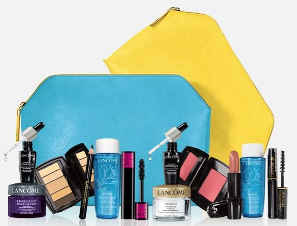 lancome gift with purchase at bloomingdale's