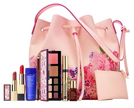 estee lauder wild blossoms purchase with purchase