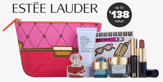 estee lauder gift with purchase at belk