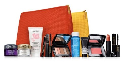 lancome gift with purchase at lord & taylor