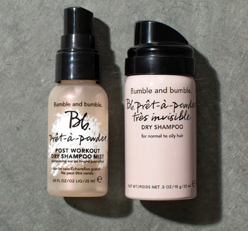 bumble and bumble gift with purchase