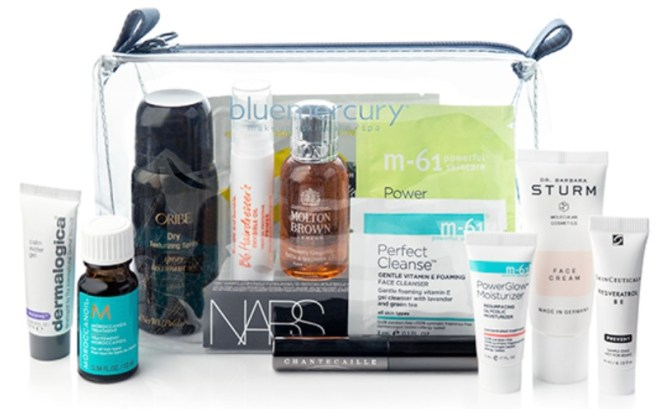 bluemercury gift with purchase