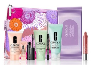 Clinique gift with purchase direct from Clinique