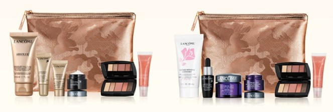 lanome gift with purchase at nordstrom
