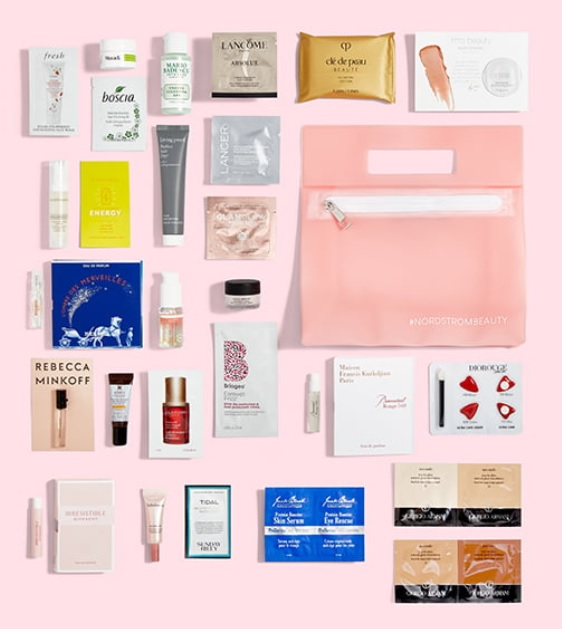 nordstrom beauty sampler