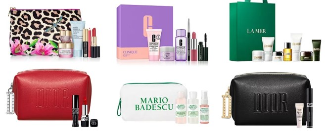 bloomingdale's gifts with purchase
