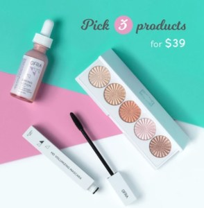 ofra cosmetics build your own bundle