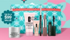 clinique gift with purchase at von maur