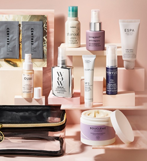 cult beauty hair gift with purchase