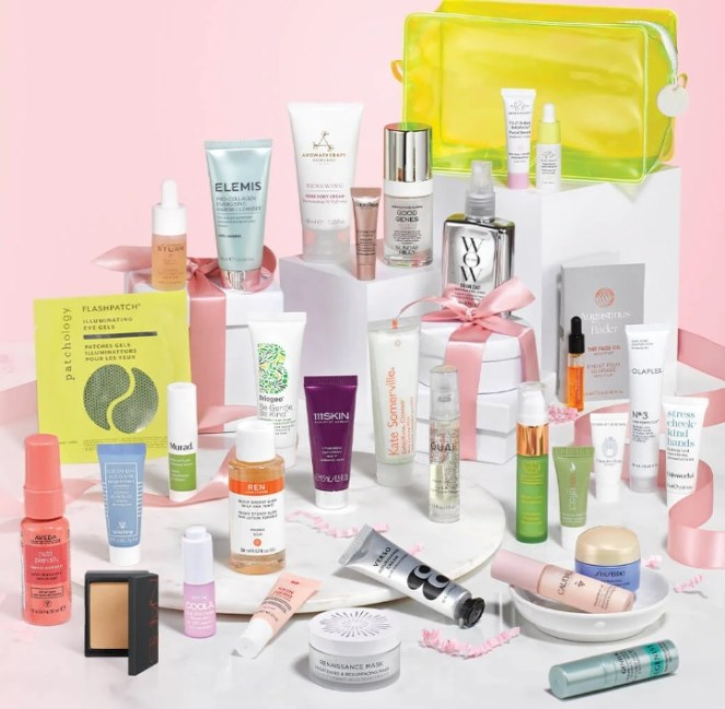 space nk beauty gift with purchase