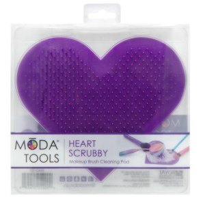 moda heart scrubby gift with purchase