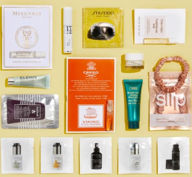 neiman marcus mystery beauty sampler