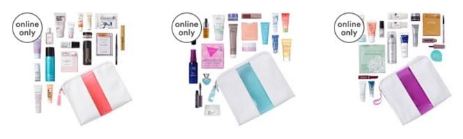 ulta beauty sample bag choice