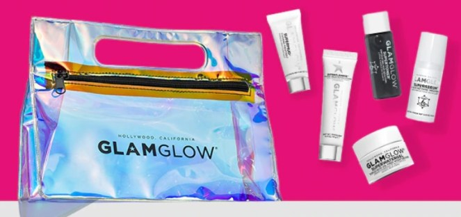 glamglow gift with purchase