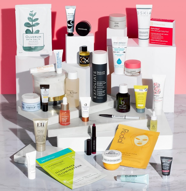 space nk autumn edit gift with purchase september 2021