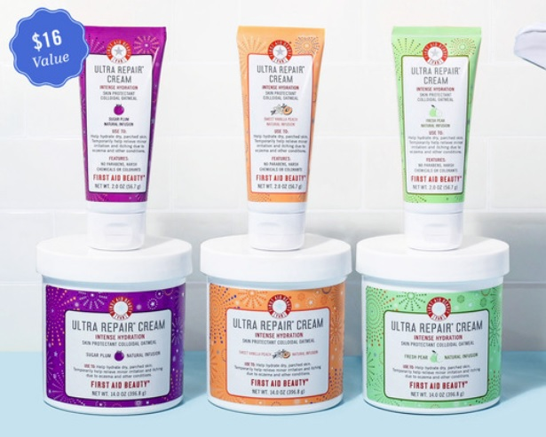 first aid beauty offer