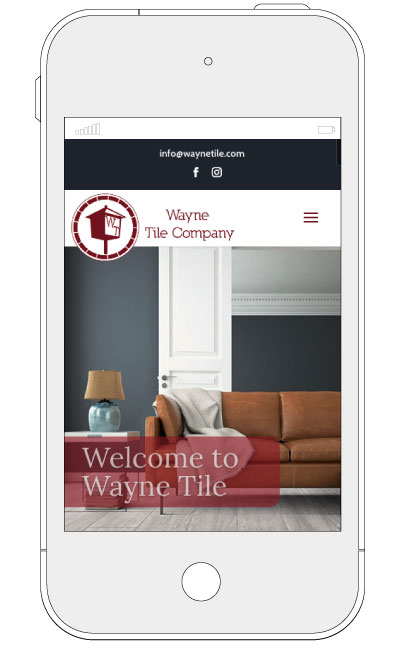 wayne tile company manufacturing