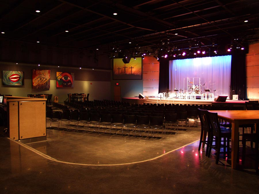 West Park Baptist Church Student Ministries Center  GW Reagan