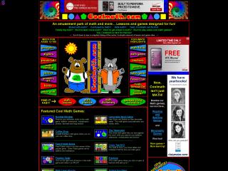 Coolmath Great Websites For Kids