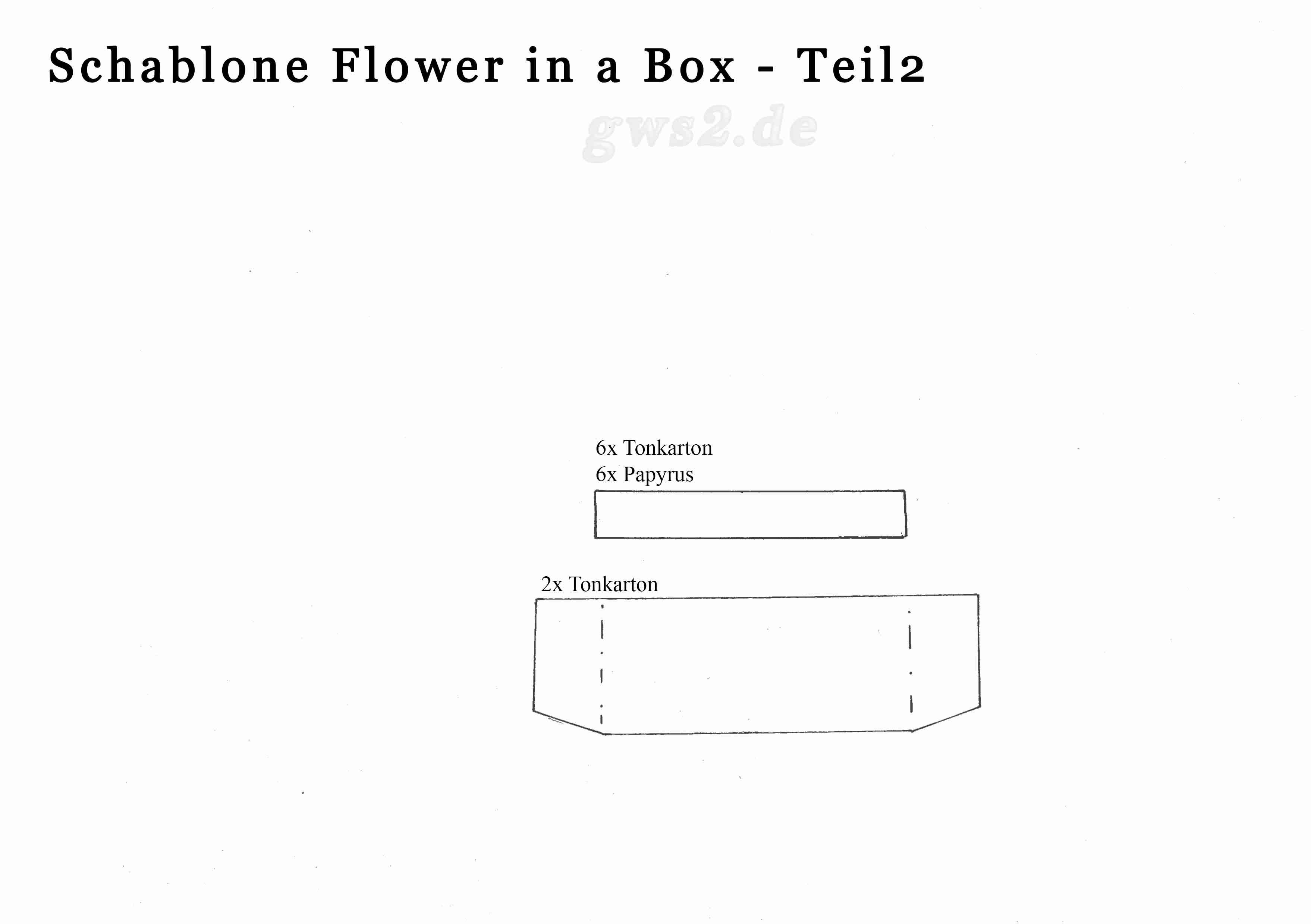 Schachtel Aus Din A4 Papier Falten Box Aus Papier Basteln Archive