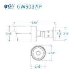 5037IP dimensions