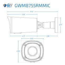 8755RMMIC dimensions
