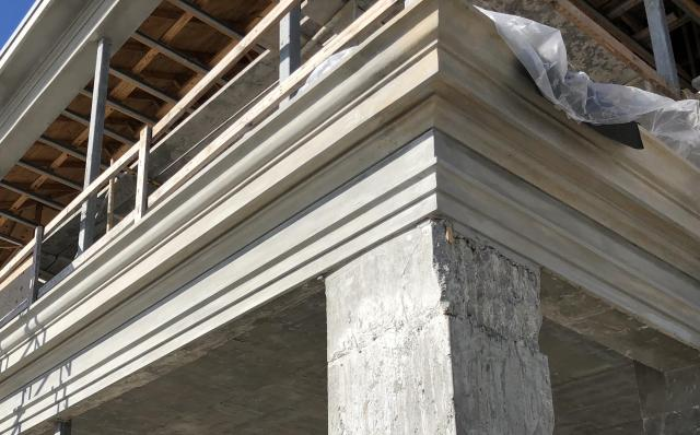 Griffin & Wilson Stucco Moldings