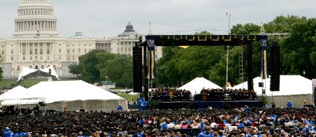 Commencement Countdown  GW Today  The George Washington