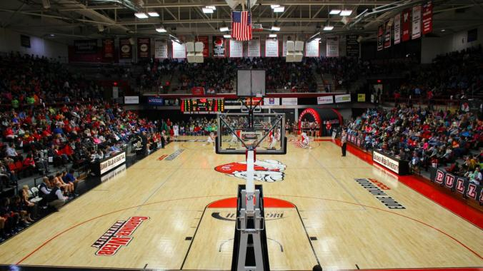 Image result for Paul Porter Arena, Boiling Springs, NC