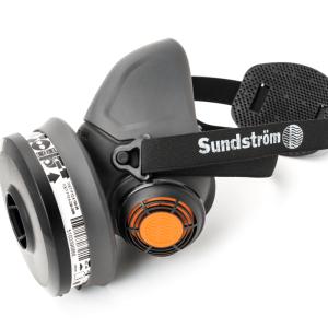 Sundström SR 900 TPE halfgelaatmasker M