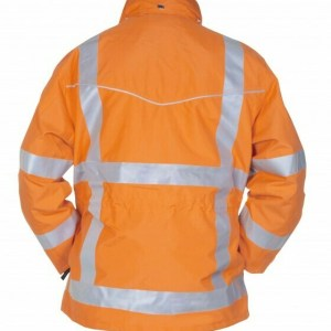 Franeker Parka EN 20471 RWS Orange