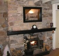 Inglenooks, Feature Fireplaces in Gwynedd, North Wales