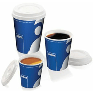 Lavazza 9oz vending cups
