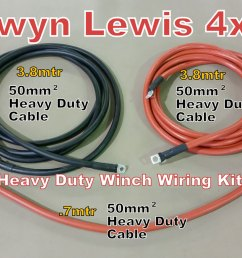 hd winch wiring kit gl1113 gwynlewis4x4 co uk warn electric winch wiring diagram electric winch wiring kits [ 1024 x 768 Pixel ]