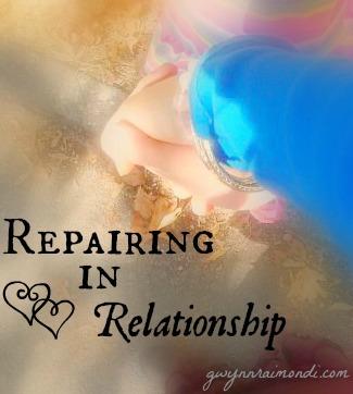 Repairing in Relationship w url