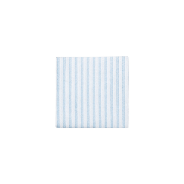 Capri Cocktail Napkins - Light Blue