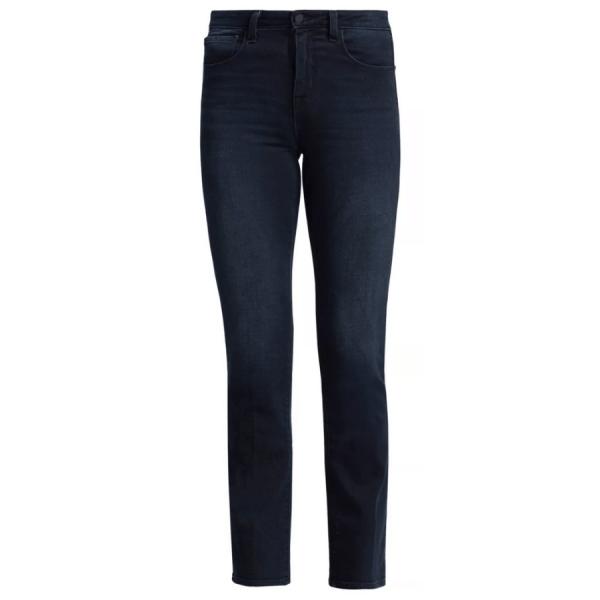 Oriana High-Rise Straight Jean